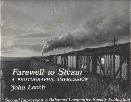 Farewell To Steam: A Photographic Impression