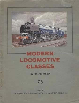 Modern Locomotive Classes