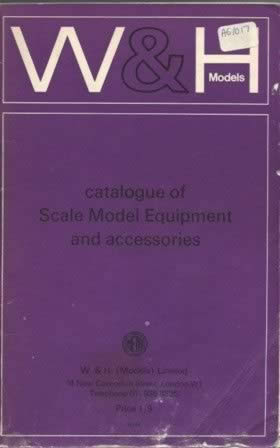 Catalogue: W & H Models 10/68