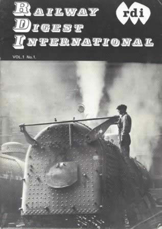 Railway Digest International Vol 1, No 1
