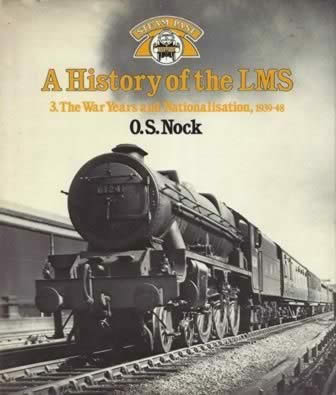 A History of the LMS: 3. The War Years and Nationalisation, 1939-48