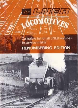 ABC LNER Locomotives