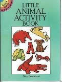 Little Animal Activity Book