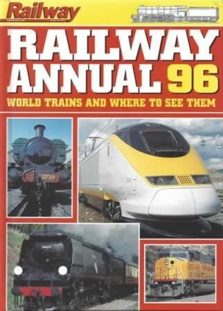 Railways Annual 1996