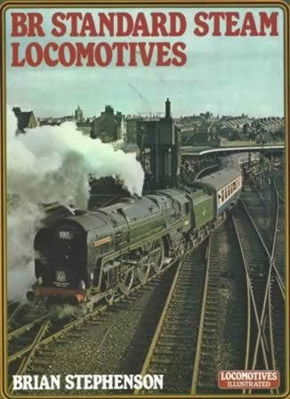 BR Standard Steam Locomotives