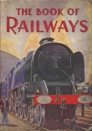 The Book Of Railways (Illustrated Child Story)