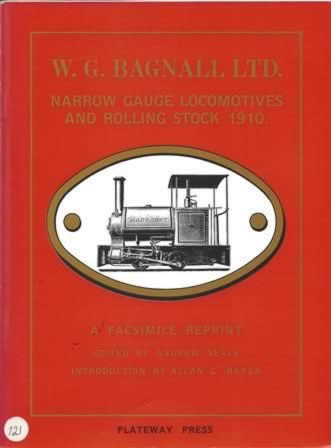Narrow Gauge Locomotives And Rolling Stock 1910