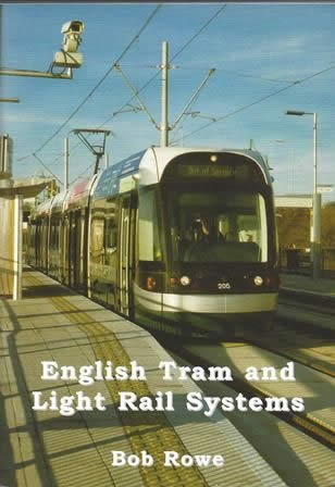 English Tram And Light Rail Systems