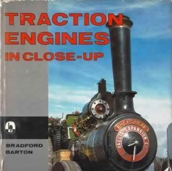 Traction Engines In Close-up