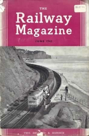 The Railway Magazine Jun 1962