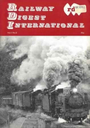 Railway Digest International Vol 1, No 5