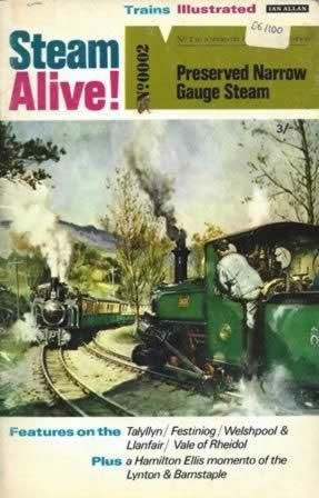 Steam Alive No 2