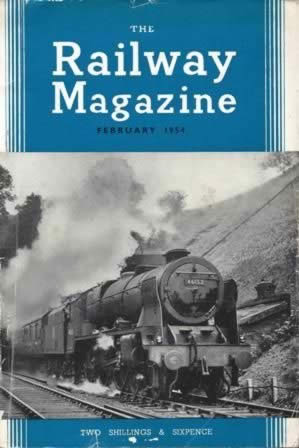 The Railway Magazine Feb 1954