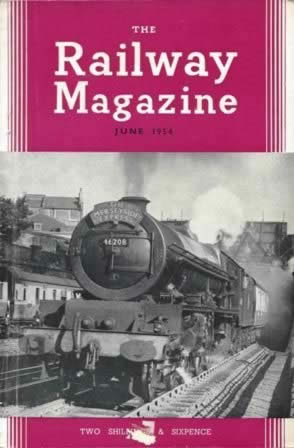 The Railway Magazine Jun 1954