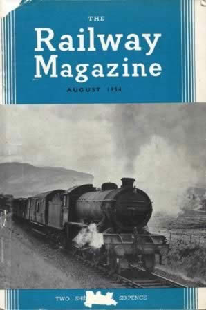 The Railway Magazine Aug 1954