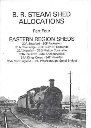 BR Steam Shed Allocations Part 4