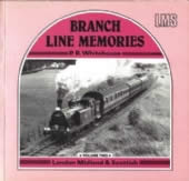 Branch Line Memories Volume Two: London Midland & Scottish