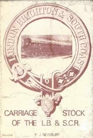 Carriage Stock Of The London Brighton & South Coast Region