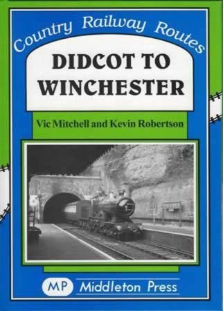 Country Railway Routes Didcot To Winchester