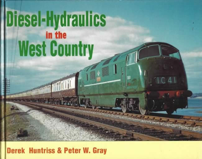 Diesel-Hydraulics In The West Country