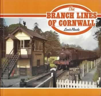 Branch Lines Of Cornwall (P/B)