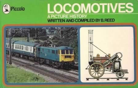 Locomotives - A Picture History (P/B)