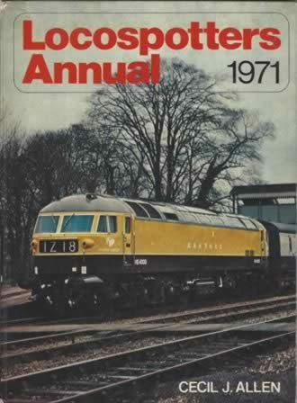 Locospotters Annual 1971
