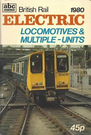 British Rail Electric Locomotives & Multiple-Units