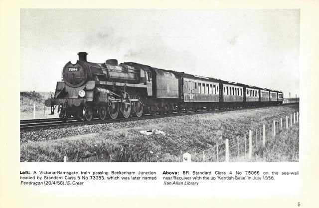 British Rail in the Fifties: No 8 Southern Region
