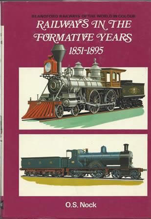 Railways in the Formative Years 1851-1895