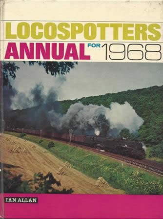 Locospotters Annual 1968