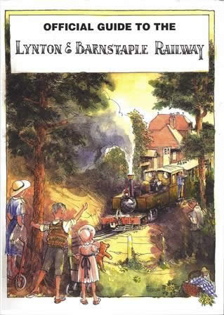 Official Guide to the Lynton and Barnstaple Railway