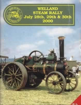 Official Programme - Welland Steam Rally 2000 (P/B)