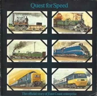 Quest For Speed - The Official Story Of East Coast Enterprise (P/B)