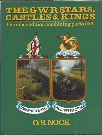 The GWR Stars, Castles & Kings