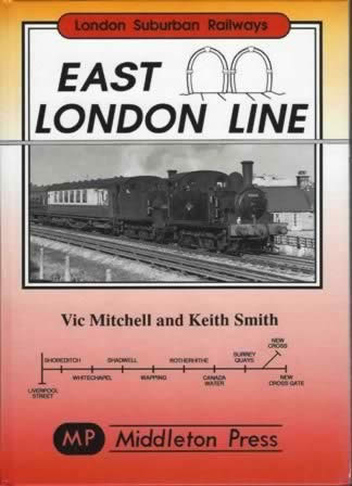 London Suburban Railways East London Line