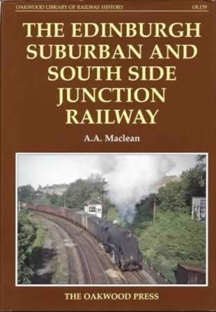 The Edinburgh Suburban And South Side Junction Railway - OL139