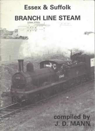 Essex And Suffolk Branch Line Steam