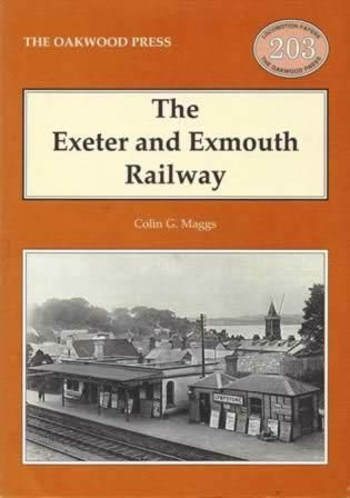 The Exeter And Exmouth Railway - LP203