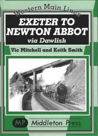 Western Main Lines Exeter To Newton Abbot Via Dawlish