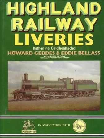 Highland Railway Liveries
