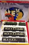 Hornby: OO Gauge: Queen of Scots Train Pack