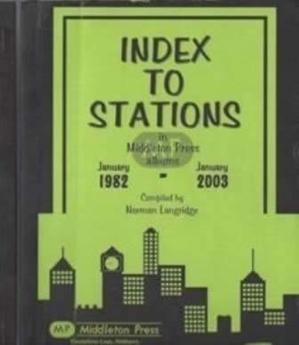 Index To Stations In Midleton Press Albums Jan 1982-2003