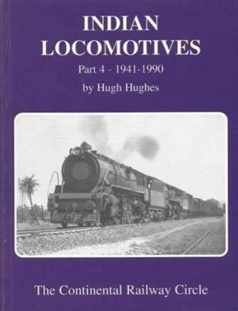 Indian Locomotives: Part 4 - 1941-1990
