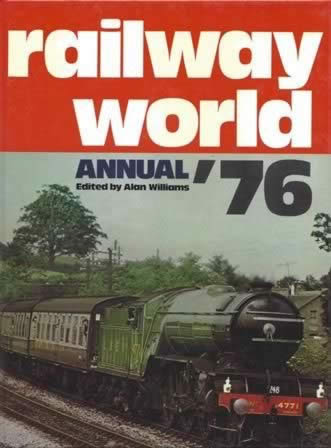 Railway World Annual 1976