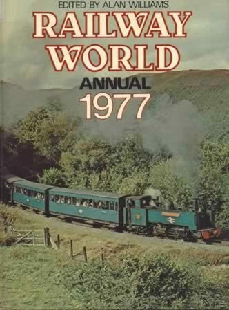 Railway World Annual 1977