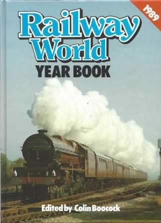 Railway World Year Book 1989