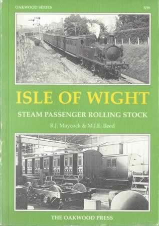 Isle Of Wight: Steam Passenger Rolling Stock - X59