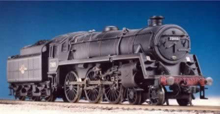 DJH Model Loco: OO Gauge: BR Standard Class 5 73XXX BR1/1A