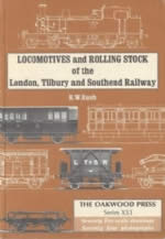 Locomotives And Rolling Stock Of The London, Tilbury And Southend Railway - X53